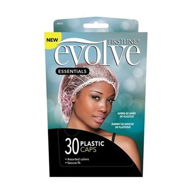 Firstline® Evolve® Plastic Cap (Assorted) 30PK