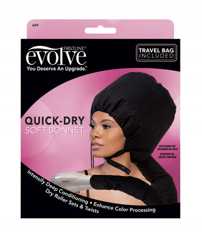 Evolve® Quick-Dry Soft Bonnet