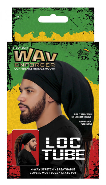 WavEnforcer Loc Tube Black