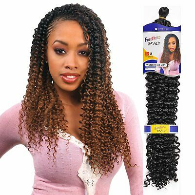 FreeTress - Water Wave Bulk Braid 22""