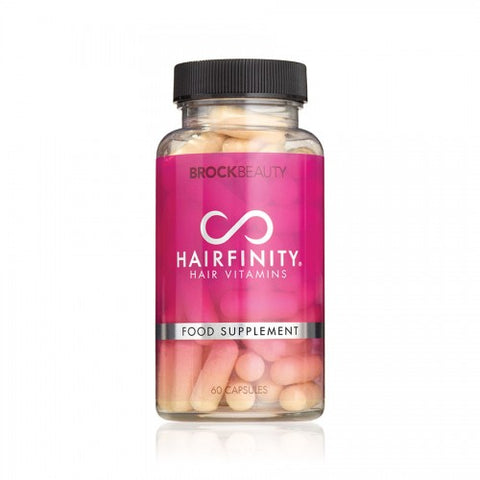 HAIRFINITY Healthy Hair Vitamins - 1 Month Supply