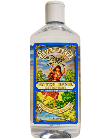 Humphreys' Witch Hazel Toner