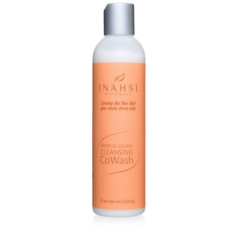 Inahsi Naturals Tropical Escape CoWash 8oz