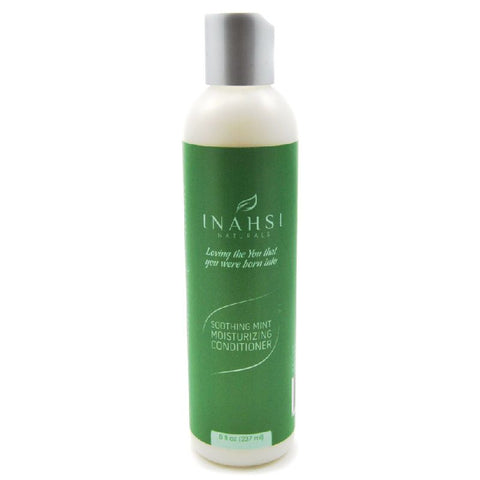 Inahsi Naturals SOOTHING MINT MOISTURIZING CONDITIONER 8OZ