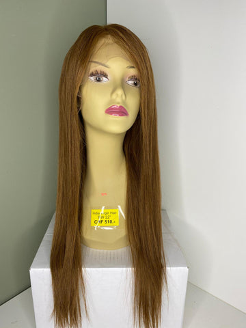 Indian Virgin Human Hair Front Lace Wig NC30 BW