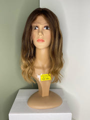 Indian Virgin Human Hair Front Lace Wig SP16