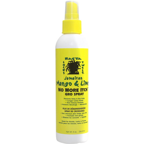 Jamaican Mango & Lime No More Itch Gro Spray