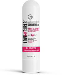 LOVE UR CURLS Ultra Hydrating & Detangling Conditioner