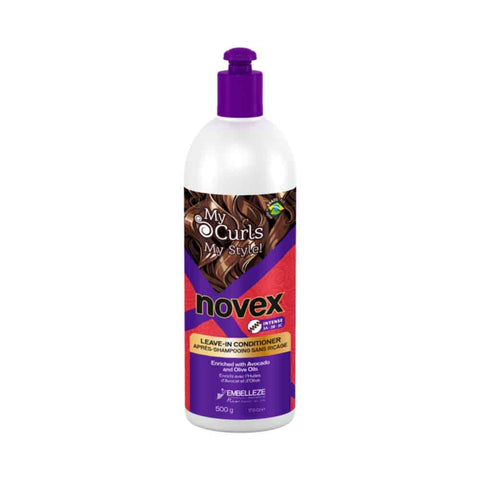 Novex My Curls Intense Leave In Intense