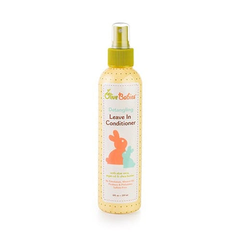 Olive Babies Hair Detangling Leave-In Conditioner Spray