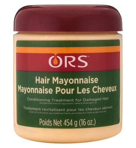 Organic Root Stimulator Hair Mayonnaise Treatment 16oz