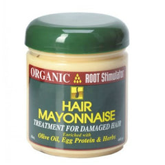 Organic Root Stimulator Hair Mayonnaise Treatment