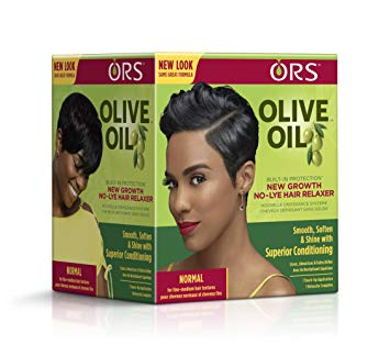 Organic Root Stimulator New Growth Relaxer Kit Normal