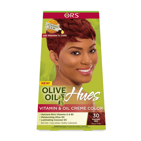 ORS Olive Oil Hues Raging Red