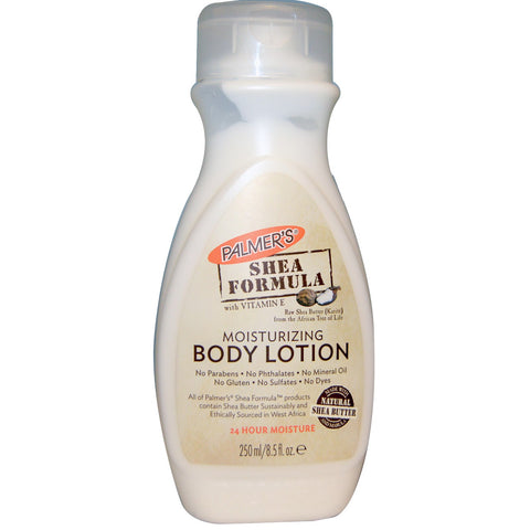 Palmer's Shea Formula Raw Shea Body Lotion