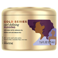Pantene® Gold Series Curl Defining Pudding