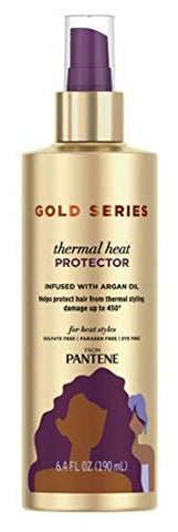 Pantene® Gold Series Thermal Heat Protectant