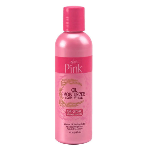 Pink Oil Moisturizer Lotion 4oz