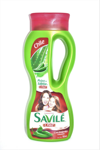 Savile Chile Shampoo - 750ml