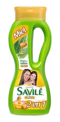 Savile Miel 2 in 1 Shampoo - 750ml