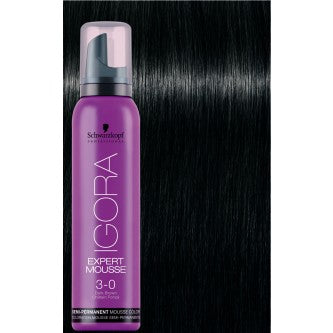 Igora Expert Mousse - 3.0 Dark Brown