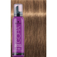 Igora Expert Mousse - 7-65 Medium Blonde Chocolate
