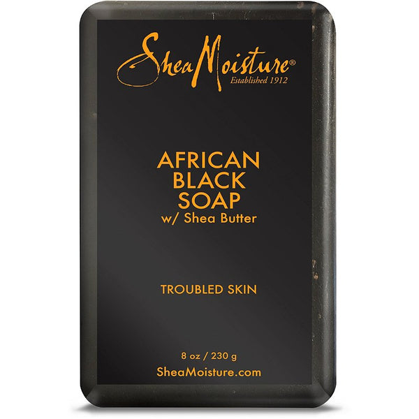 SheaMoisture African Black Soap with Shea Butter for Troubled Skin