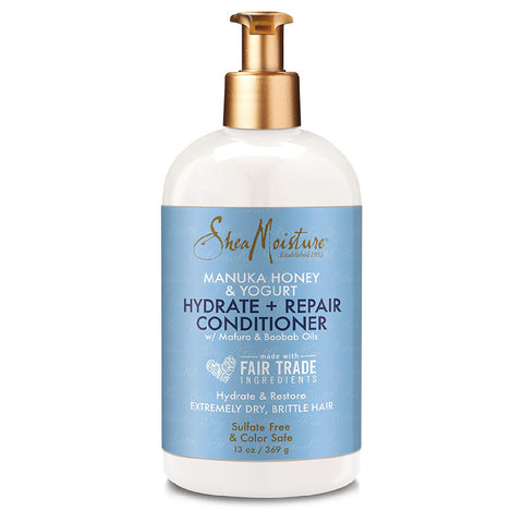 SheaMoisture Manuka Honey & Yogurt Hydrate + Repair Conditioner