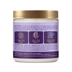 SheaMoisture Purple Rice Water Strength & Color Care Masque