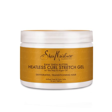 SheaMoisture Raw Shea Butter Heatless Curl Stretch Gel