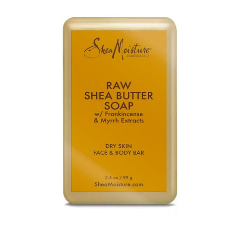 SheaMoisture Raw Shea Butter Face & Body Bar Soap