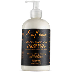SheaMoisture African Black Soap Clarifying Conditioner