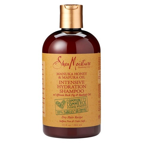 SheaMoisture Manuka Honey & Mafura Oil Intensive Hydration Shampoo