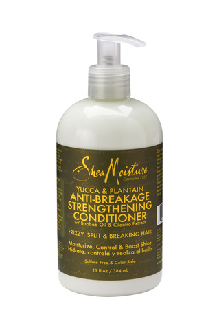 SheaMoisture Yucca & Plantain Anti-breakage Strengthening Conditioner
