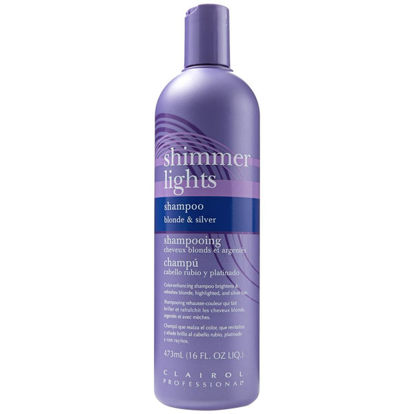 Shimmer  Lights Shampoo  [Blond/Silver]