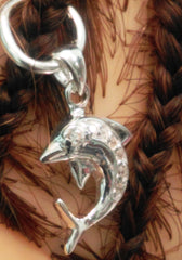 Silver Jewelry Dolphin