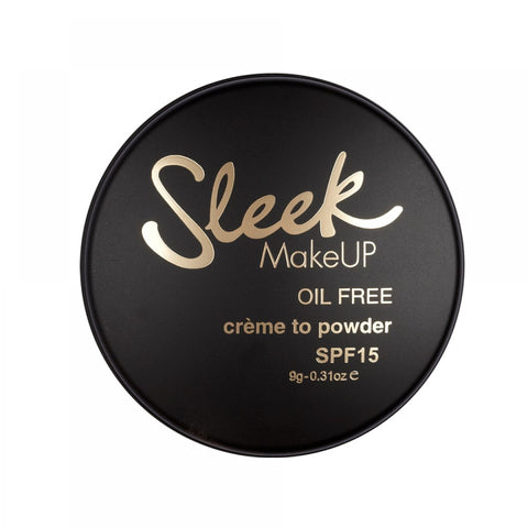 Sleek Crème To Powder Foundation Demerara