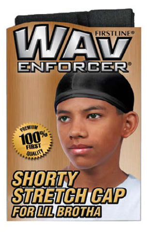 Firstline® WavEnforcer® Shorty Stretch Cap