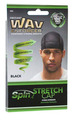 Firstline® WavEnforcer® Stretch Cap black