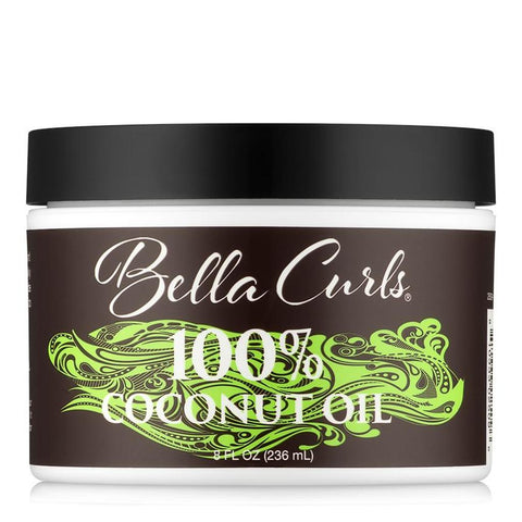 Bella Curls 100% Coconut Oil