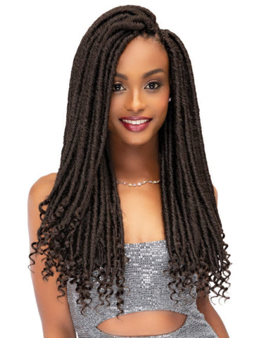 Janet Collection GHANA FAUX LOCS 20″