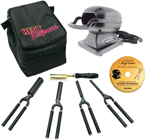 Golden Supreme 7+1 Thermal Styling Kit