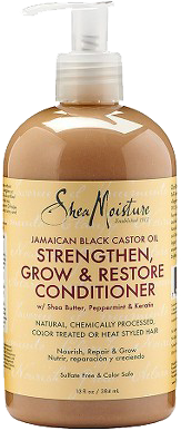 SheaMoisture Jamaican Black Castor Oil Strengthen, Grow & Restore Conditioner