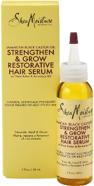 SheaMoisture Jamaican Black Castor Oil Strengthen & Restore Hair Serum