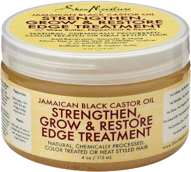 SheaMoisture Jamaican Black Castor Oil Strengthen, Grow and Restore Edge Treatment