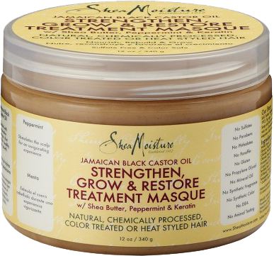 SheaMoisture Jamaican Black Castor Oil Intensive Strengthening Masque