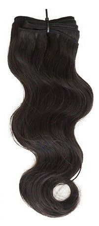 "Brazilian Unprocessed Remy Human Hair Weave 12"" Body Wave"