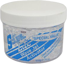 S-Curl Lite Wave & Activating Gel [Jar]