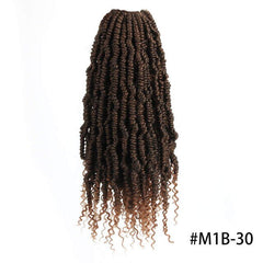Janet Collection Marley AFRO TWIST BRAID