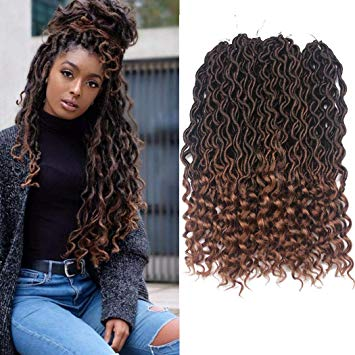 JANET COLLECTION  WAVE BOHEMIAN LOCS 18″ 1B/30
